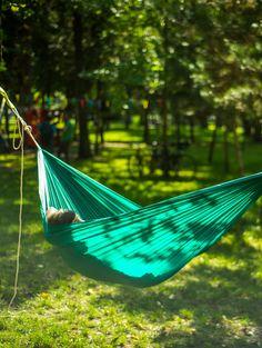 Hamac Lightgreen - #MinorSwing #Hammocks  #Lucruri #DePurtat #Afara