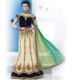 18 Best Wedding Mantra Designer Semi Stitch Lehenga Collections