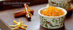 Buccia candita di arance