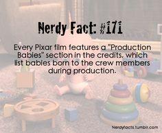 Nerdy Fact #171