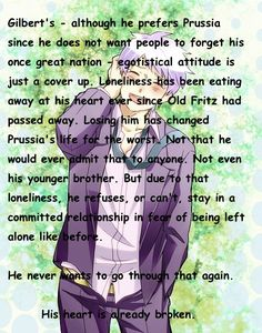 2p hetalia prussia - Google Search. The feels, the feels are so real