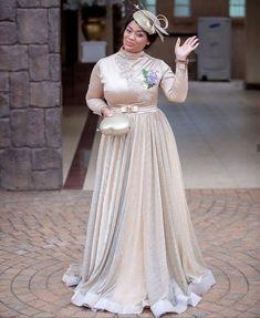Casual Dresses Plus Size, Elegant Dresses For Women, Pretty Dresses, Satin Bridesmaid Dresses, Bridal Dresses, South African Traditional Dresses, Dinner Gowns, African Wedding Attire, Civil Wedding Dresses