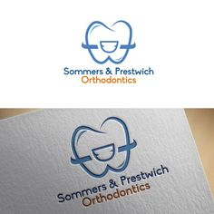 Artistic license to create a logo for an orthodontic office in North Dakota by Doko Studios™