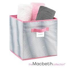 The Macbeth Collection Palmilla Light Medium Storage Cube