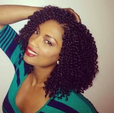 Crochet Braids Grow Hair : ... braids ... Possibility on Pinterest Crochet braids, Marley hair and