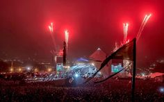 Glastonbury: the largest greenfield festival in the world