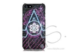 Flame Bling Swarovski Crystal iPhone 5 Cases  http://www.dsstyles.com/brands/flame-bling-swarovski-crystal-iphone-5-cases.html