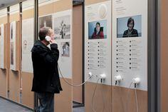 USO - der Hörlöffel für Museum, Messe und Science Center - hier im Paul-Löbe-Haus in Berlin