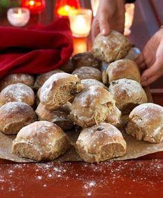 Saftigt vörtbröd i långpanna