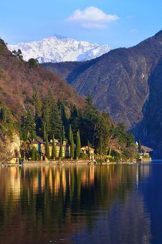 Villa Balbianello - lago di Como, Italy Lombardy