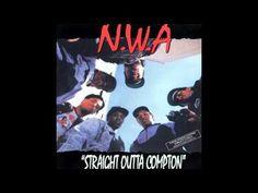 N.W.A - Gangsta Gangsta (Bass boost)