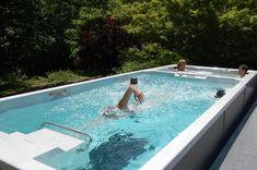 Swim Spa Photo Gallery