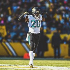 Jalen Ramsey flexing. Them Jags are doing something special Jalen Ramsey e98c36ee9
