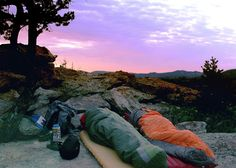 How to stay warm in sleeping bag