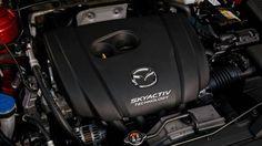 Mazda Announces Next-Gen SKYACTIV-X Compression Engine