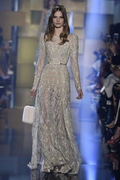 Bridal Couture Looks From Fashion Week 2015 | POPSUGAR Fashion UK
