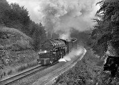 Sunbright, Tennessee | Norfolk & Western 1218 southbound nea… | Flickr