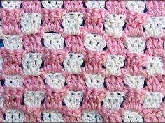 ▶ Вязание крючком Узор 16 Crochet pattern - YouTube
