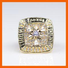 Souvenir 2002 Basketball Lakers Replica Championship Ring MVP Bryant For Fans