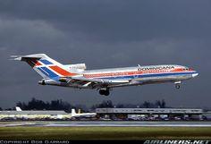 Boeing 727 - Dominicana de Aviación