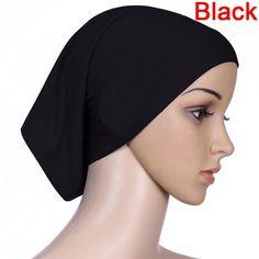 Femmes Floral musulman Hijab Cap tache Stretch Chimio Turban Tête écharpe SUPERBE