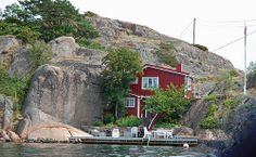 Southern coast of Norway