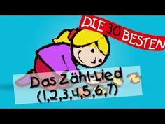 Wochentagelied - Wissenslieder für Kleinkinder || Kinderlieder - YouTube