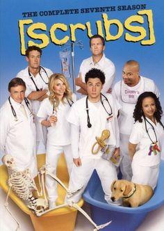 Scrubs: The Complete Seventh Season [P&S] [2 Discs] [DVD]