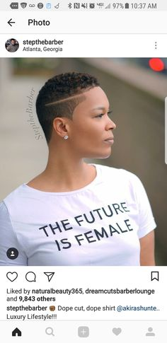 Pin By Dina Byrd Earle On Hairstyles Short Hair Styles Natural Hair Short Cuts, Short Natural Haircuts, Short Hair Cuts, Natural Hair Styles, My Hairstyle, Girl Hairstyles, Dreadlock Hairstyles, School Hairstyles, Hair Updo