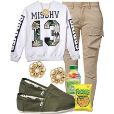 """""""MISBHV"""" by cheerstostyle on Polyvore"""