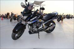 Street motorcycle in Japan 2015 - SUZUKI GSR250