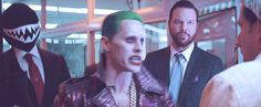 """Suicide Squad"" .- Jared Leto as ""The Joker"""