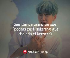 Qoutes, Funny Quotes, Quotes Indonesia, K Idol, Bts Photo, Beautiful Words, Captions, Haha, Fangirl