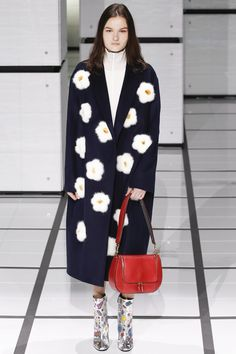 Anya Hindmarch Fall 2016 Ready-to-Wear Fashion Show  http://www.theclosetfeminist.ca/   http://www.vogue.com/fashion-shows/fall-2016-ready-to-wear/anya-hindmarch/slideshow/collection#32