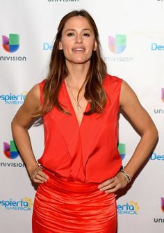 Pin for Later: 25 Photos of Jennifer Garner Looking Unbothered Since Her Breakup With Ben Despierta America Appearance, March 2016