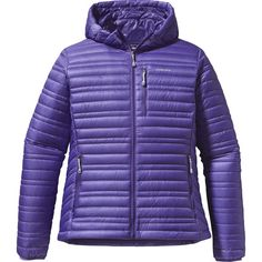 PatagoniaUltralight Down Hooded Jacket - Women's