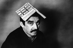 """Gabriel Garcia Marquez author of one of my fav books""""One Hundred Years of Solitude"""" Gabriel Garcia Marquez, Hundred Years Of Solitude, One Hundred Years, 24 Years, Garcia Marques, Indira Ghandi, Prix Nobel, World Literature, The Secret History"""