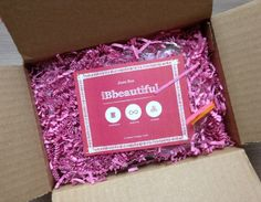 Subscription Boxes for Teens - iBbeautiful Box Review
