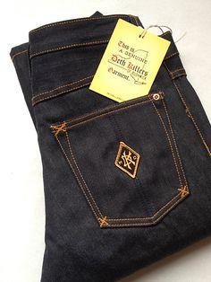 Dethkillers Asphalt-resistant jeans (kevlar/cotton weave) $185