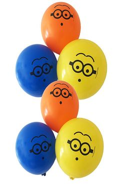 Despicable Me Minions kids party supplies online shop Australia. Minions birthday party theme, Minions edible icing images $9.95,Minion party loot bags $4.00