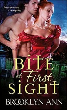 Book Review: Bite at First Sight (Scandals with Bite #3) by Brooklyn Ann + givaway | I Smell Sheep
