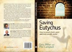 eutychus full cover Recommended Books, Might Have, Book Recommendations, Save Yourself, Cover, Blanket