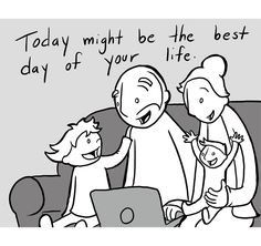 Just a little reminder | lunarbaboon - Comics