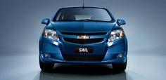 Chevrolet Sail Sedán - Observa el moderno frontal de tu carro elegante