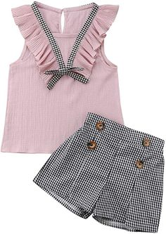 New Baby Girl Clothes Diy Free Pattern Daughters Ideas Little Girl Fashion, Kids Fashion, Baby Dress Patterns, Sewing Patterns, Stylish Kids, Stylish Baby, Little Girl Dresses, Kind Mode, Outfit Sets