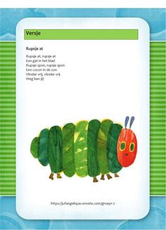 Versje: Rupsje at Very Hungry Caterpillar, Eric Carle, Coloring Pages, Butterfly, Fruit, Illustration, Google, Hungry Caterpillar, Insects