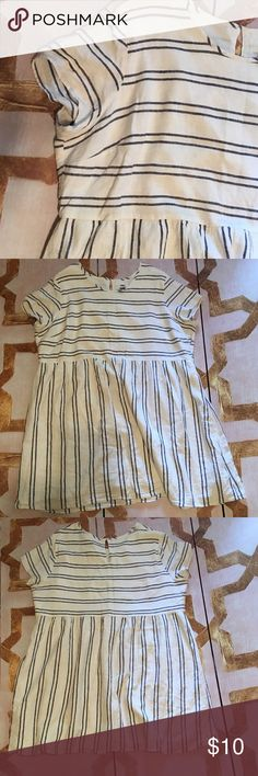 Stripes + Dress = ❤️ Just got this today from on here, but it's too big for me🙁 So striped dress looking for a new home to be loved in ❤️ Old Navy Dresses Mini