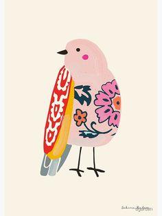 Art And Illustration, Vogel Illustration, Illustrations, Pattern Illustration, Mosaic Birds, Mosaic Art, Arte Popular, Graphic Design Projects, Wall Art Designs