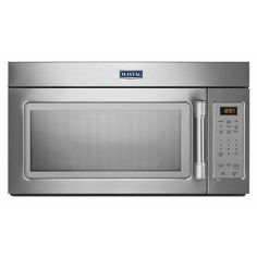 Maytag 1.7 cu. ft. Over the Range Microwave in Stainless Steel