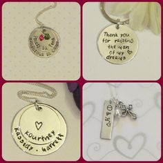 Affordable Hand Stamped Jewelry
